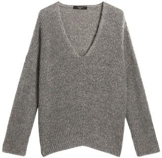 Max Mara Mohair-Blend Toscana Sweater