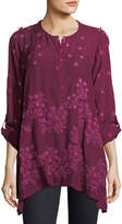 Johnny Was Blossom Rayon Georgette Blouse