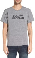 Altru Men's 'Solvem Probler' Graphic T-Shirt