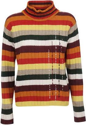 Saverio Palatella Striped Sweater