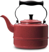 Paula Deen Signature 2 Qt. Stainless Steel Tea Kettle in Red