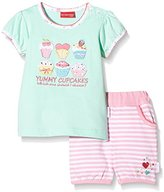 Salt&Pepper SALT AND PEPPER Baby Girls Clothing Set - Multicoloured -