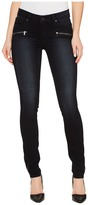 Paige Jill Zip Ultra Skinny in Cassidy No Whiskers