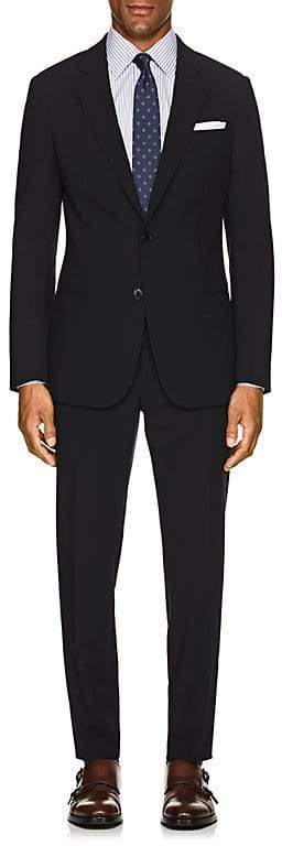 Giorgio Armani Men's Soho Wool Two-Button Suit