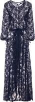Agent Provocateur Cathie lace robe