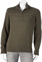 Dockers Men's Classic-Fit 7gg Quarter-Zip Sweater