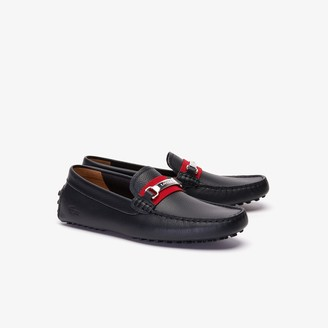 Lacoste Men's Ansted Leather Drivers