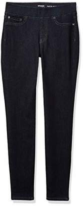Amazon Essentials New Pull-on Jegging Jeans, Rinse
