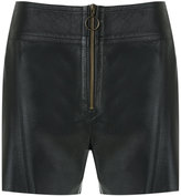 Talie Nk - leather shorts - women - Leather - 42