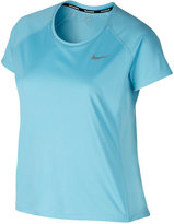 Nike Plus Size Dry Miler Top