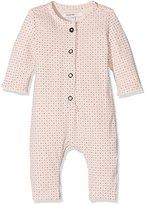 Noppies Baby Girls' G Playsuit Jrsy Guthrie Bodysuit,3-6 Months