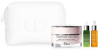 Christian Dior Capture Youth 3-Piece Age-Delay Youth Regimen Set