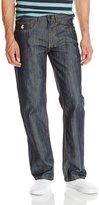 """Rocawear Men's Script """"R"""" Jeans"""
