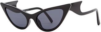 Le Specs X Adam Selman The Prowler Cat-eye Sunglasses