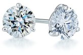 Kwiat Women's 0.33Ct Tw Diamond & Platinum Stud Earrings