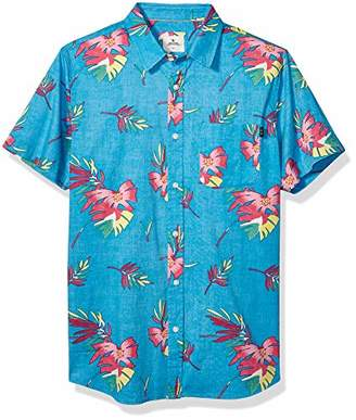 Rip Curl Men's Jungles Short Sleeve Shirt