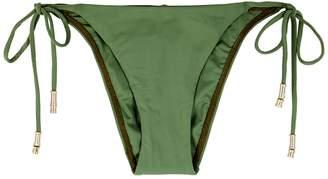 Vix Paula Hermanny V I X Paula Hermanny Olive Bikini Briefs