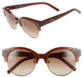 Chloé Women's 'Boxwood' 54Mm Sunglasses - Caramel