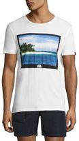 Sundek Beach Graphic Tee
