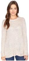 BB Dakota Warrane Sequin Sweater w/ Back Detail