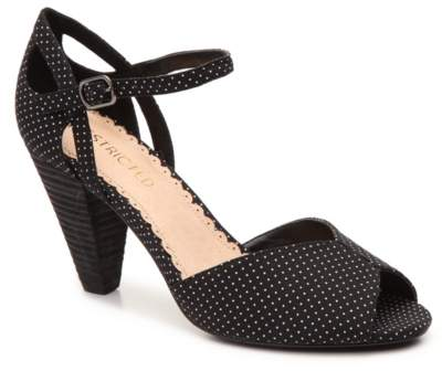 Restricted Dancing Dots Sandal