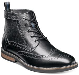Nunn Bush Men's Odell Wingtip Chukka Boots Men's Shoes