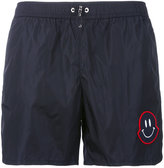 Moncler x FriendsWithYou swimming trunks - men - Polyamide/Polyester - M