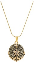 Alex and Ani Anchor II Necklace