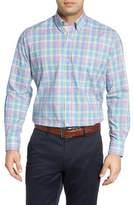 Tailorbyrd Men's Big & Tall Peachleaf Sport Shirt