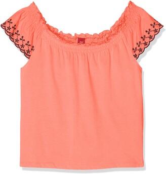 S'Oliver Girls' 66.903.32.5639 T-Shirt