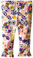 Fendi All Over Monster Print Leggings Girl's Casual Pants