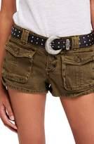 Free People Cora Shorts