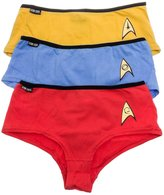 Robe Factory Star Trek Uniform Panty Set