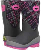 Western Chief Rad Plaid Neoprene Boots Girls Shoes