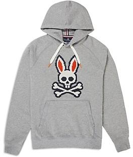Psycho Bunny Boys' Cotton Logo Hoodie - Little Kid, Big Kid