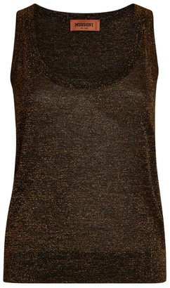 M Missoni Lurex Tank Top