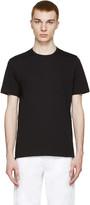 Comme des Garcons Black Drop-Tail T-Shirt