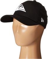 Quiksilver Mountain & Wave Black Hat (Big Kid)