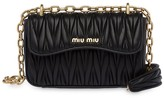 Miu Miu Matelasse shoulder bag