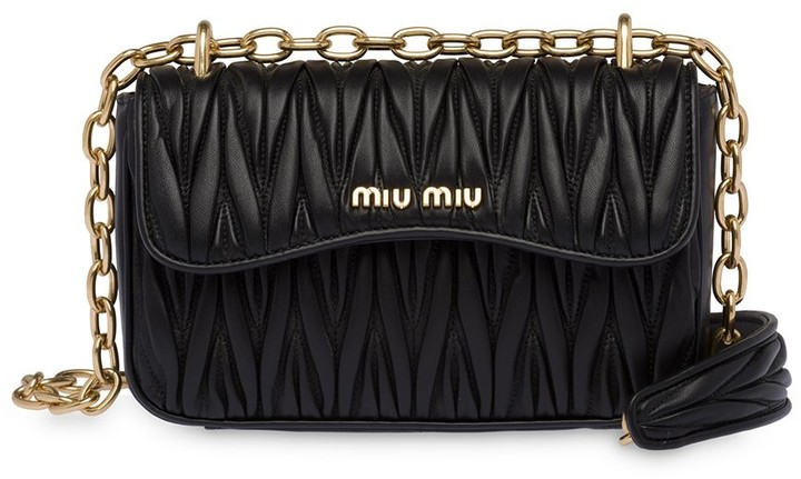 c95b6d4476de Miu Miu Shoulder Bags for Women - ShopStyle Canada