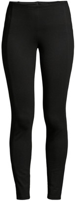 Donna Karan Updated Pull-On Leggings