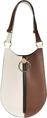 Marni Oval Colorblock Shoulder Bag