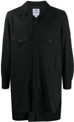 Y-3 Long Buttoned Shirt