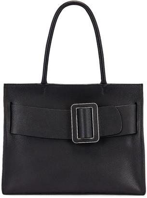 Boyy Bobby Soft Bag in Black | FWRD
