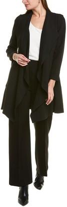Anne Klein Cascade Front Jacket