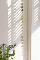 Urban Outfitters Triangle Metal Banner