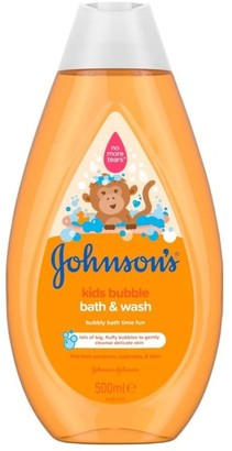 Johnson's Baby Mild Bubble Bath 500Ml