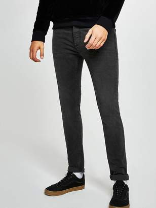 Topman Tyler Skinny Jeans - Grey