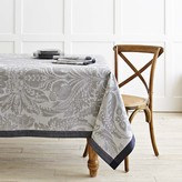 Williams-Sonoma Alba Jacquard Tablecloth