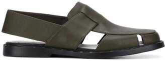 Camper Twins flat sandals